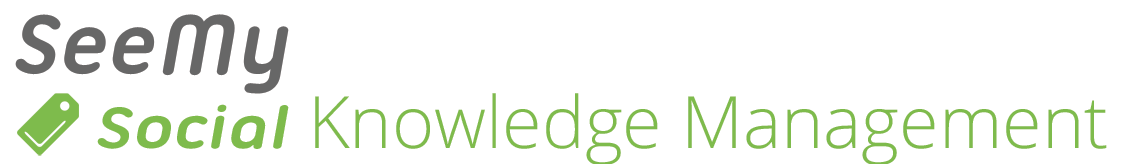 SeeMy Social Knowledge Management logo