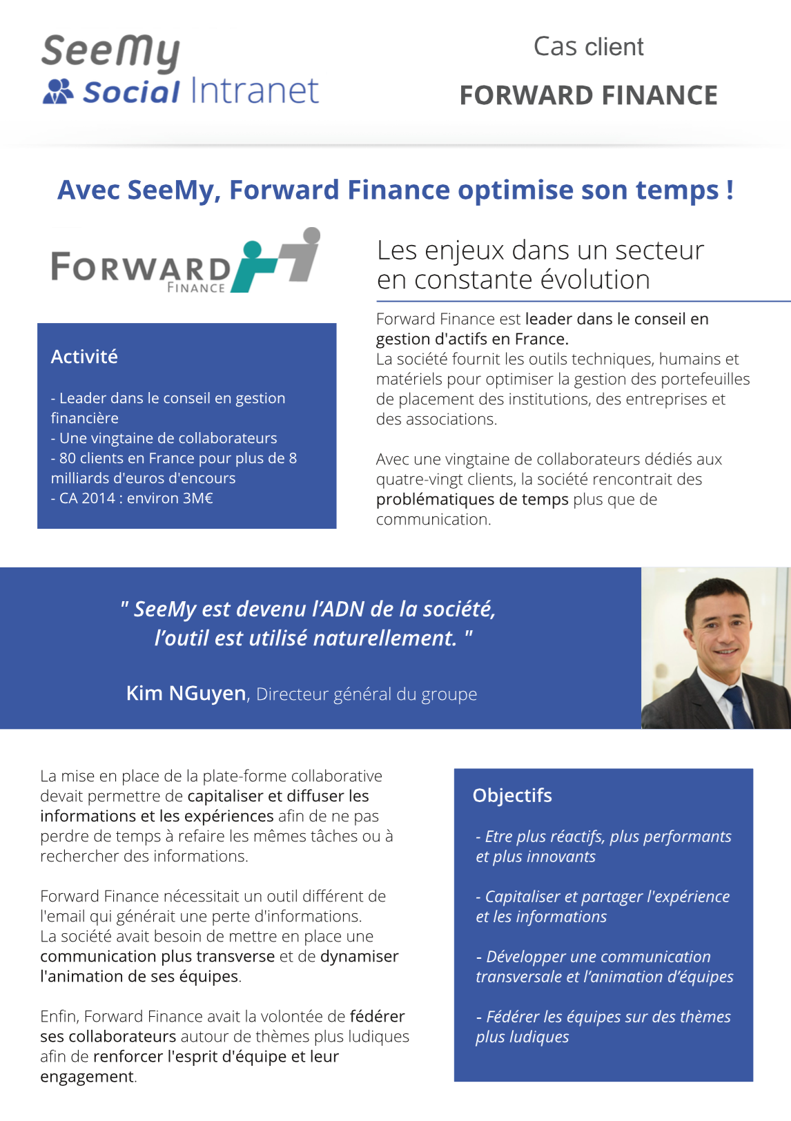 Visual Cas Client Forward Finance