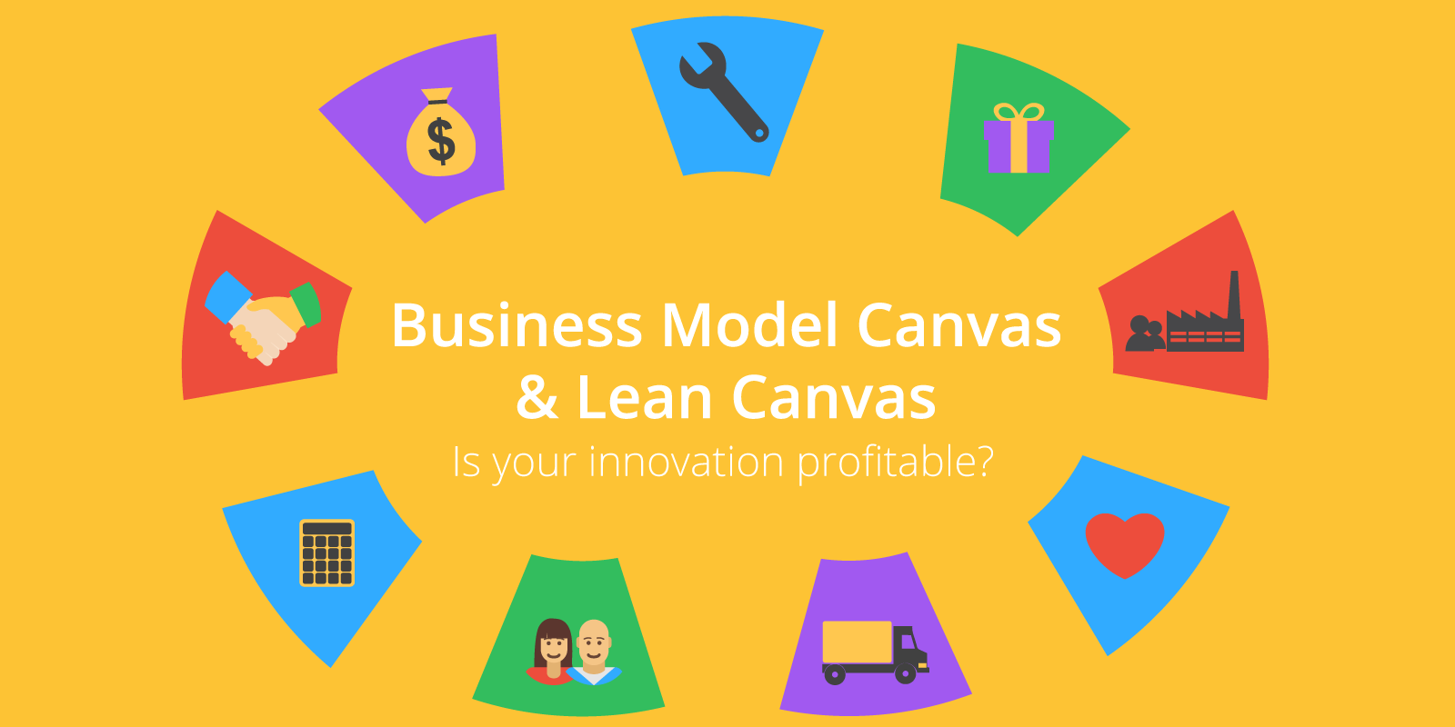 Business-Model-Canvas&Lean-Canvas