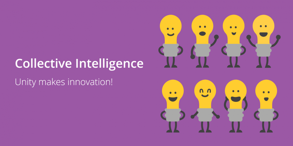 Intelligence collective : l'union fait l'innovation !