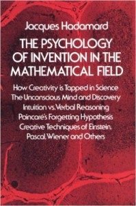 The Psychology of Invention in the Mathematical Field_Jacques Hadamard